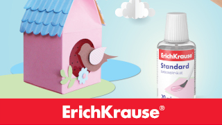 Stationery glue ErichKrause® Standard